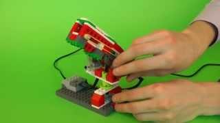 Railgun - LEGO WeDo