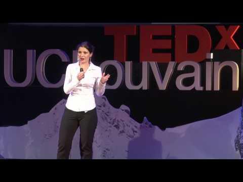 MOOCs: knowledge at your fingertips | Sophie Dandache | TEDxUCLouvain