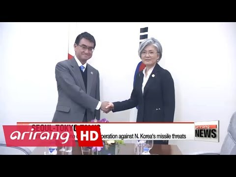 Phone connect: Foreign Ministers of Seoul, Tokyo discuss cooperation against N. Korea's ...