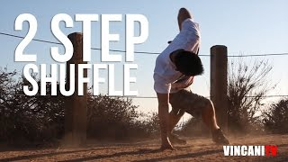 How to Breakdance | 2 Step Shuffle | Footwork 101