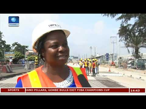 After Reconstruction, Apapa Road Will Serve For 30 Years - Contractor |Eyewitness|