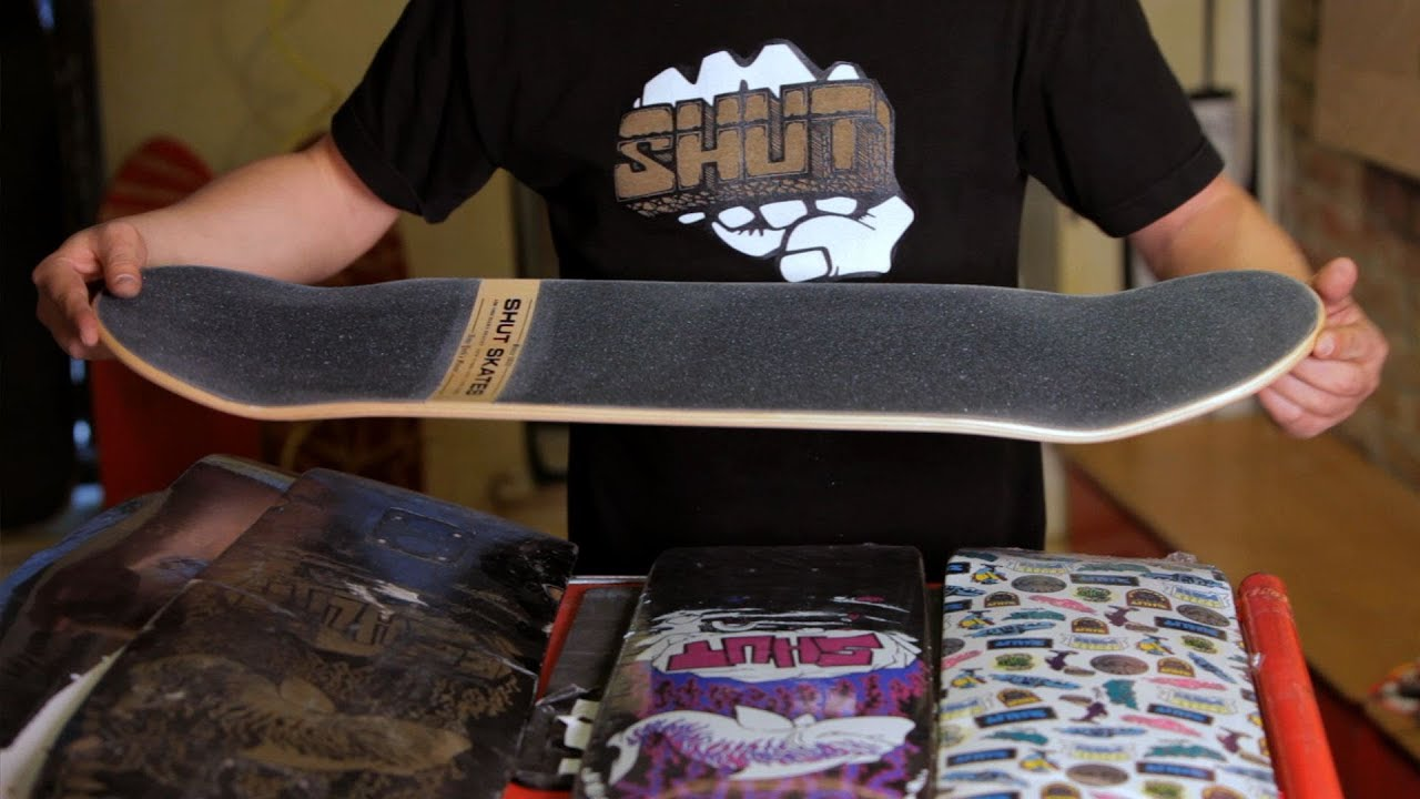 how to tell what size skateboards are