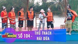 Lớp Học Vui Nhộn 104 - Dã Ngoại Thử Thách Hái Dừa