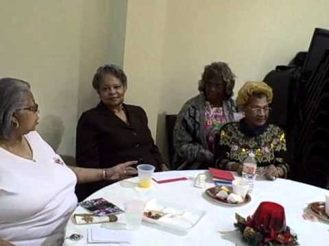 South Union CDC Seniors Xmas Party.wmv