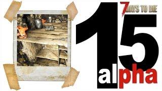 7 Days to Die (15 alpha) Верстак: улучшение инструментов и оружия