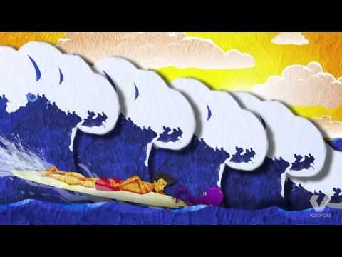 Motion Graphic: Ombak Bali Internatoional Surf Film Festival