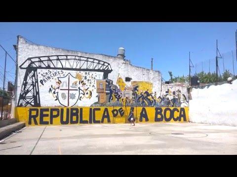 BARRA BRAVAS: Il lato criminale del tifo argentino
