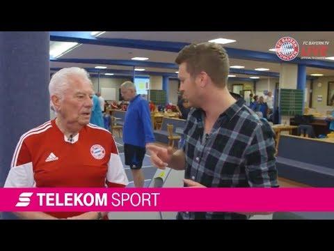 FC Bayern.tv live Inside   Der mitgliederstärkste Verein Teil: 1   Telekom Sport