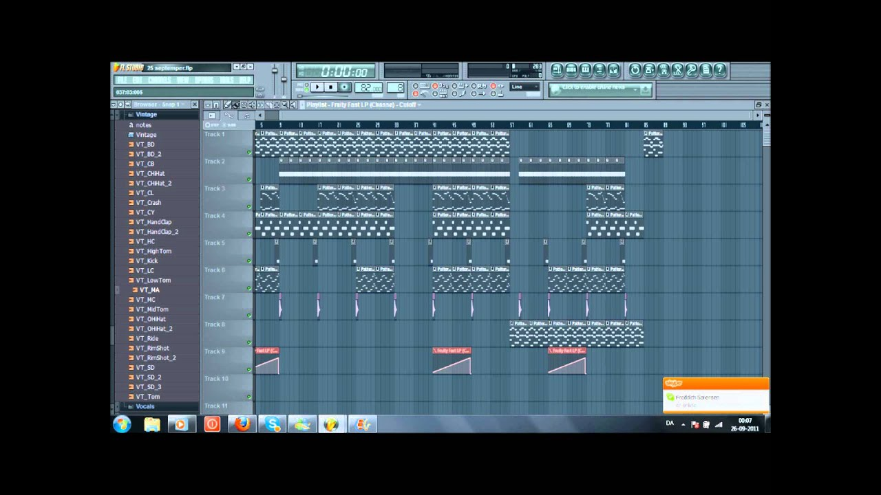 how to make a piano beat in fl studio