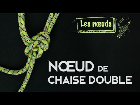 Le Nœud De Chaise Double
