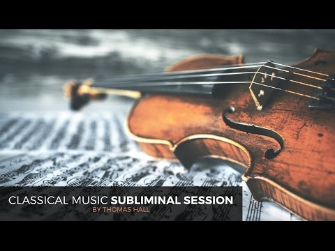 Drift Into A Perfect Sleep - Classical Music Subliminal Session - By Thomas Hall
