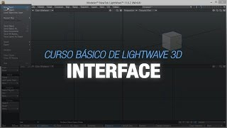 Curso básico de Lightwave 3D - 4. Interface