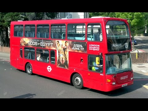 London Buses - London Sovereign Double Deckers