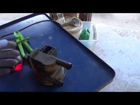 Chrysler NVLD Evap Code P0452,P0453 Diagnoses And Repair