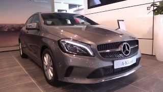 Mercedes Benz A Class 2016 Videos