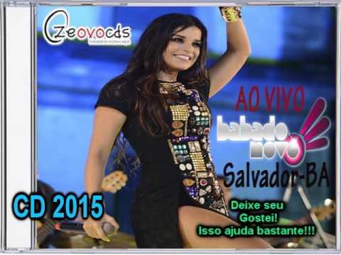 cd babado novo 2014