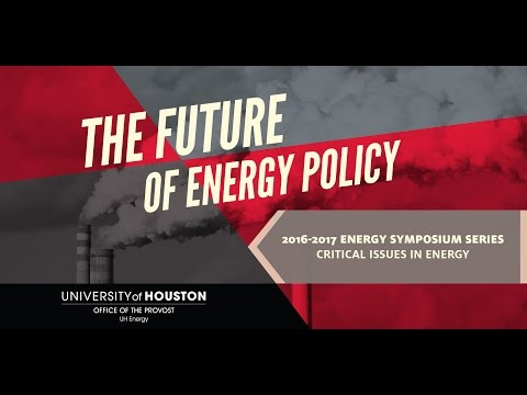 The Future of Energy Policy