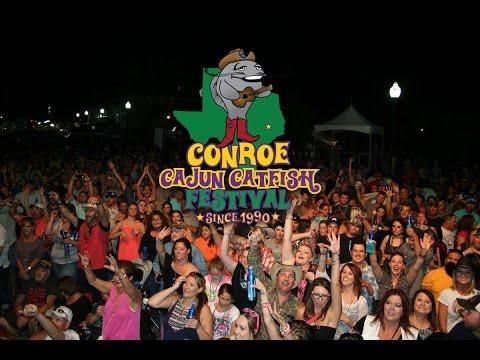 2016 Conroe Cajun Catfish Festival