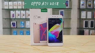 OPPO A71 2018 Gold | OPPO A71 2018 Edition  New Model