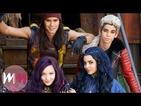 Download Youtube: Top 10 Songs from Disney's Descendants Franchise