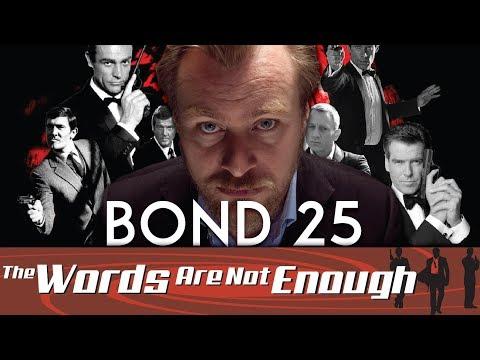 Ep. 10: CHRISTOPHER NOLAN the frontrunner to direct BOND 25???