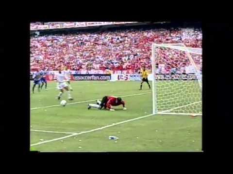 MNT vs. Honduras: Highlights - Sept. 1, 2001