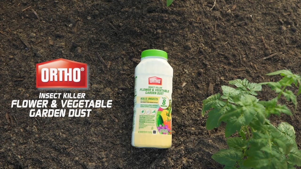 How To Keep Bugs Out Of Your Garden Using Ortho Insect Killer