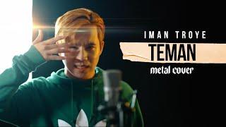 Teman Iman Troye Power Metal Cover By Jake Hays Feat Treast MP3