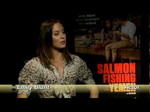 Salmon Fishing In The Yemen  Emily Blunt, Amr Waked  Out There Update