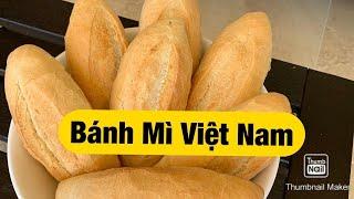 Bánh Mì Việt Nam - Dễ thành Công