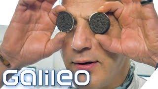 Oreos selbst gemacht - Schmecken sie besser als das Original? | Galileo | ProSieben