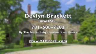 9 Thissell Street, Beverly MA - by Devlyn Bracket - 781-608-7202