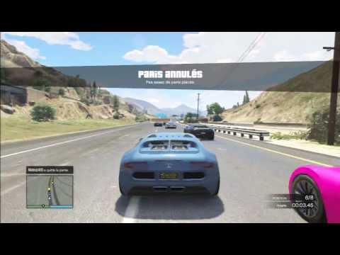 full download gta 5 amazing race super jump with bugatti. Black Bedroom Furniture Sets. Home Design Ideas