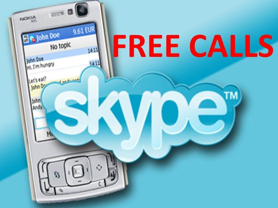 How To Make FREE Calls On Skype - YouTube