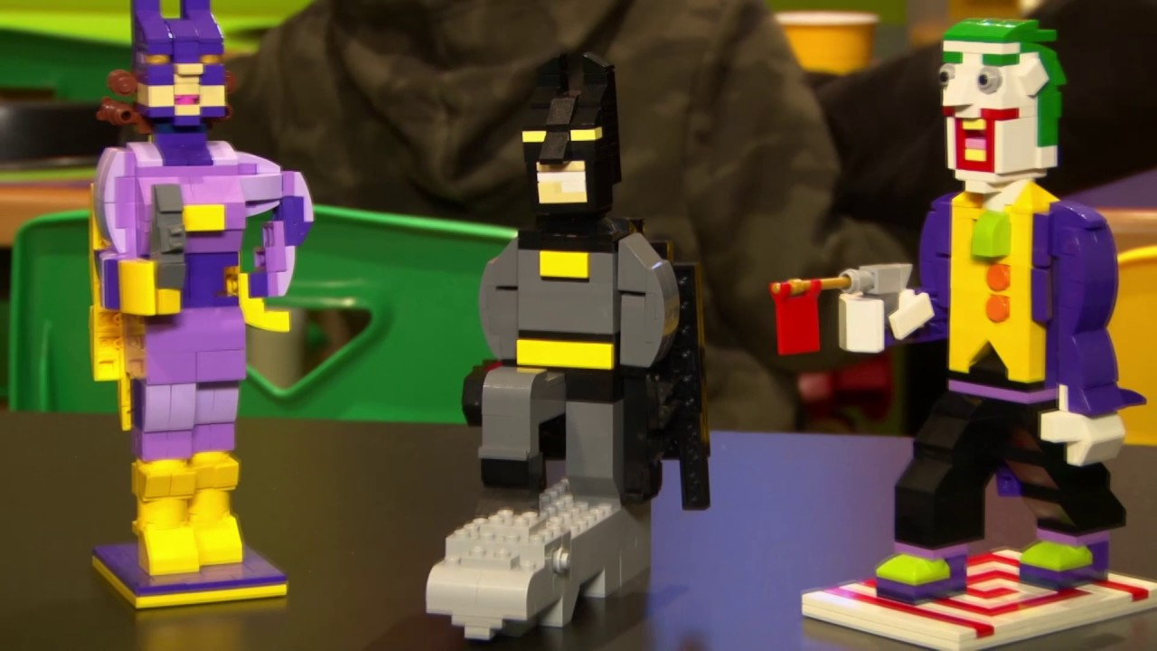 LEGOLAND Discovery Center Celebrates The LEGO Batman