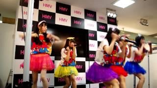 2014年6月8日、HMV札幌ステラプレイス店にて開催された『ミルクス』のイ...