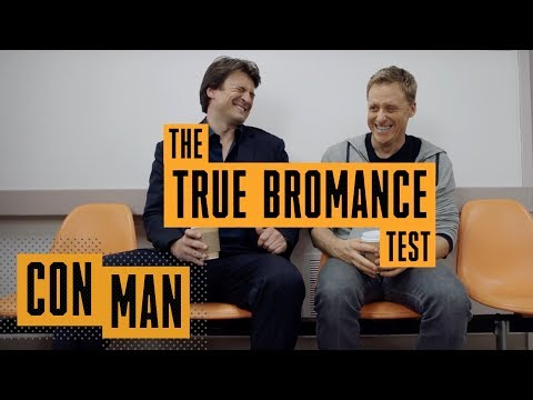 CON MAN  Nathan Fillion and Alan Tudyk are Caught in a True Bromance  SYFY