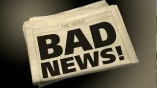Larry Norman - Hard Luck Bad News - [Lyrics]