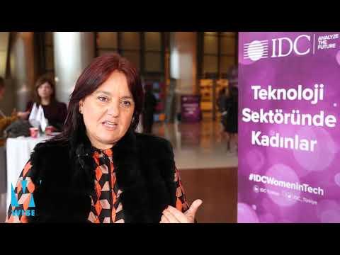 IDC Women In Technology 2018 - Arzu Odabaşı Röportajı