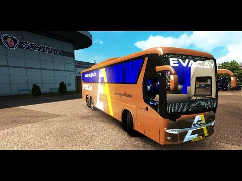 Scania Metrolink HD 14 5m v1 0 [1 31 x] | ETS2 mods | Euro