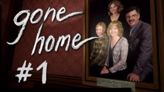 Thumbnail für Gone Home