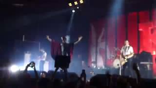 Kraftklub - Band mit dem K Live in Zwickau 11.03.2018