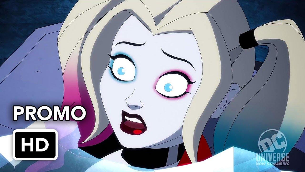 Harley Quinn 2x04 Promo (HD) Kaley Cuoco DC Universe series