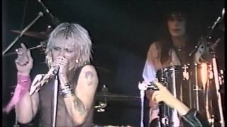 Watch Hanoi Rocks Under My Wheels video