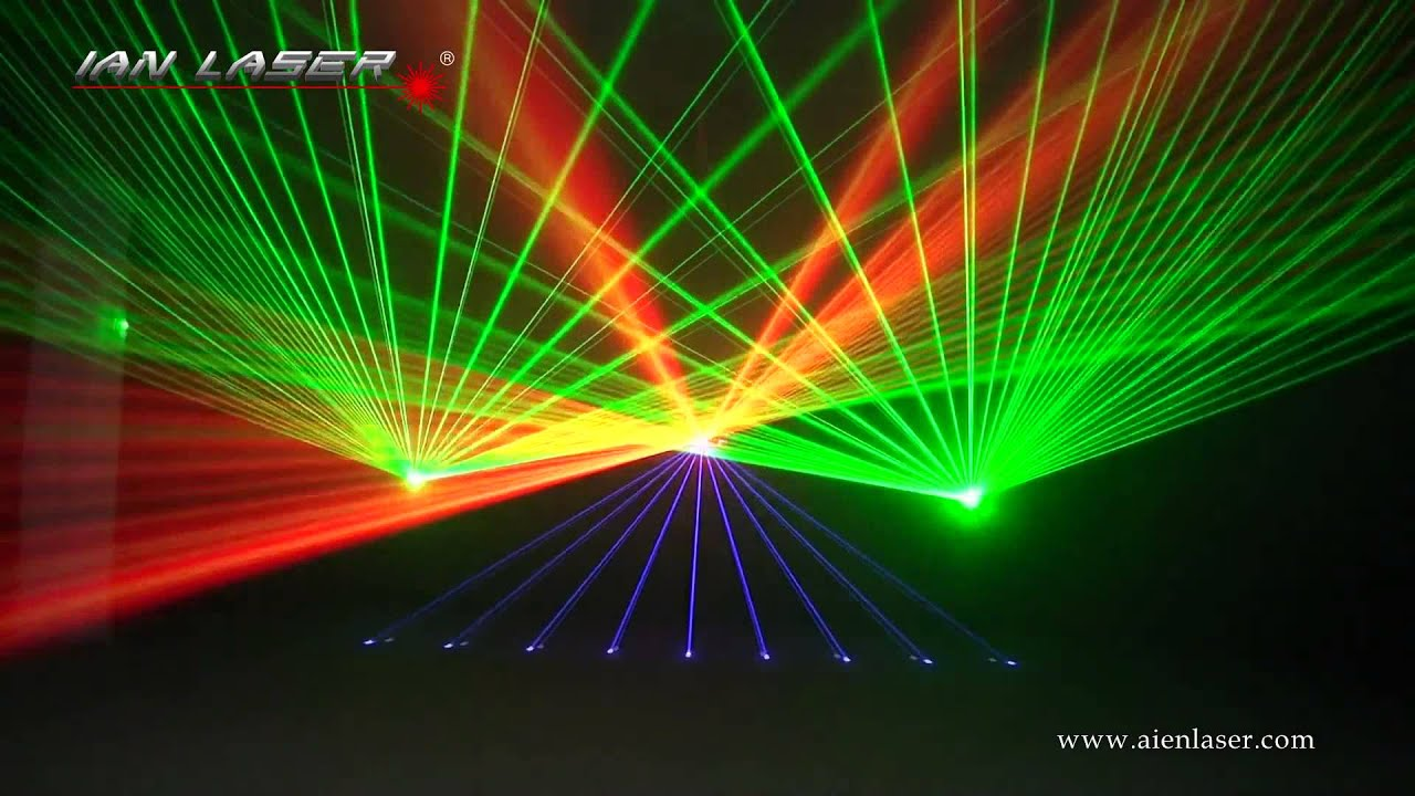 laser light show 8w rgb laser stage lights outdoor logo laser light show 28618