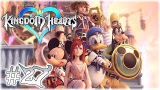 Kingdom Hearts Final Mix #27 Die Arena der Helden [German/Blind] - Kingdom Hearts Let's Play
