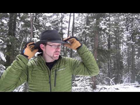 e80de517 Tilley Tec-Cork Winter Hat - YouTube