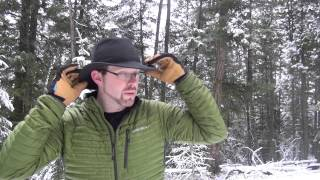 Tilley Tec-Cork Winter Hat