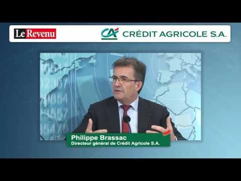 Philippe Brassac échange avec les internautes et évoque l'actualité financière