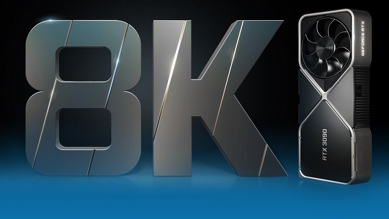 Flüssig zocken in 8K? RTX 3090 im Test / Review